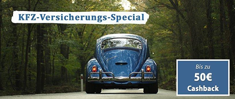 Kfz Special Jetzt Autoversicherung Wechseln Und Bis Zu 50 Cashback