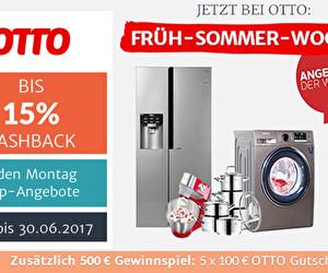 100 Otto Gutschein Gewinnen Und Bis Zu 15 Cashback Statt 12