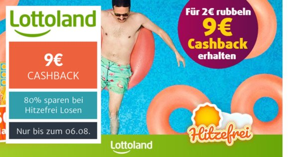 Lottoland Aktion