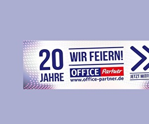 Aktion bei OFFICE Partner