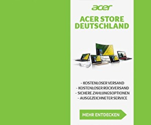 Aktion bei Acer