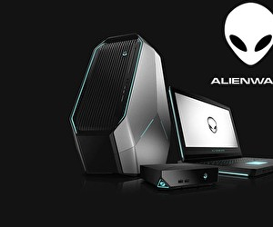 Aktion bei Alienware