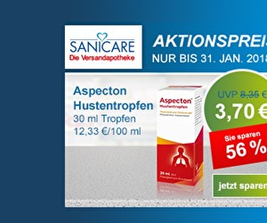 Aktion bei SANICARE