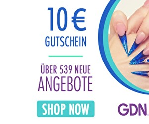 Aktion bei German Dream Nails