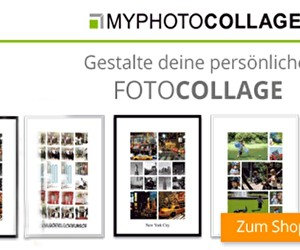 Aktion bei MYPHOTOCOLLAGE