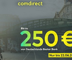 Aktion bei comdirect