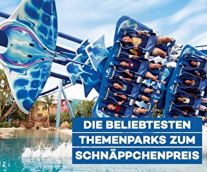Aktion bei Attraction Tickets Direct