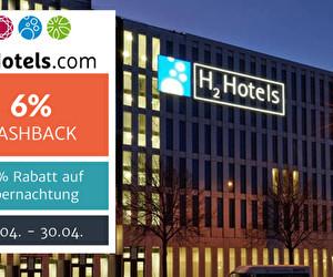 50 Rabatt Auf Ubernachtung Im H2 Hotel Munchen Olympiapark 6