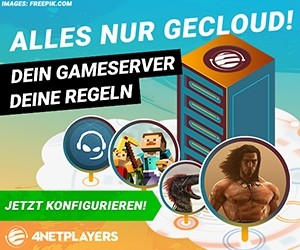 Aktion bei 4Netplayers