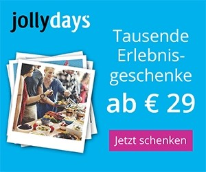 Aktion bei jollydays