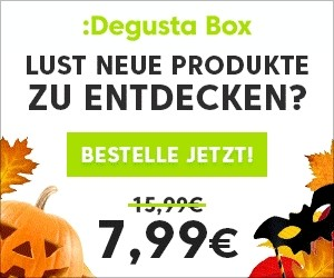 Aktion bei Degusta Box