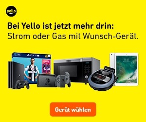 Aktion bei Yello