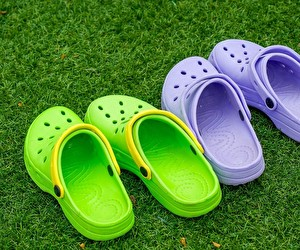 Aktion bei Crocs