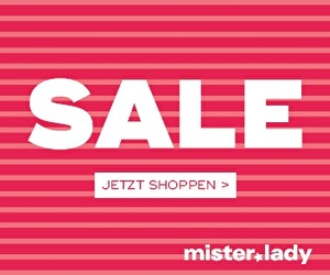 Aktion bei mister*lady