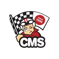 CMS - Motorcycle Parts and Accessories Logo