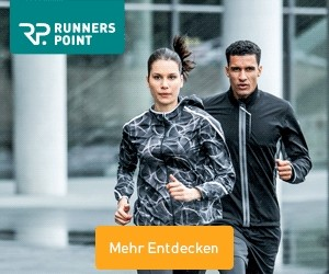 Aktion bei Runners Point