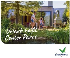 Aktion bei Center Parcs