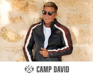 Aktion bei CAMP DAVID & SOCCX