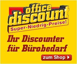 Aktion bei office discount