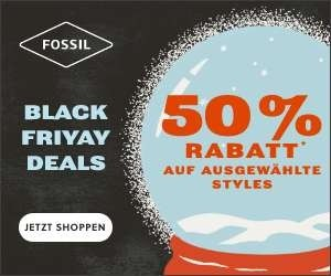 Aktion bei Fossil