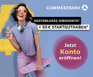 Aktion bei Commerzbank