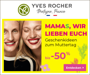 Aktion bei Yves Rocher