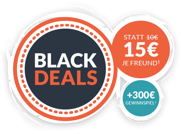 Black Deals Aktion